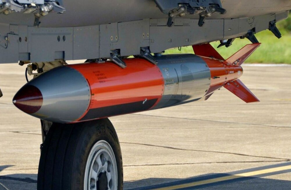 B61-12 tuumapomm. www.strategic-culture.org