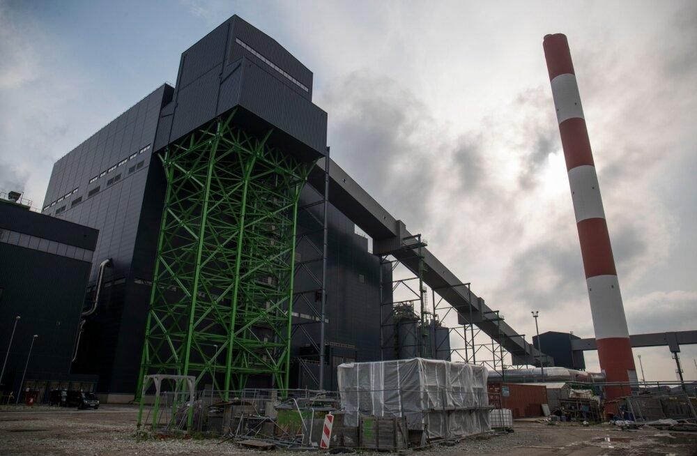 Eelmise aasta aruande järgi ei töötanud üle 600 miljoni maksma läinud Auvere elektrijaam kokku ligi kolmveerand aastat.
