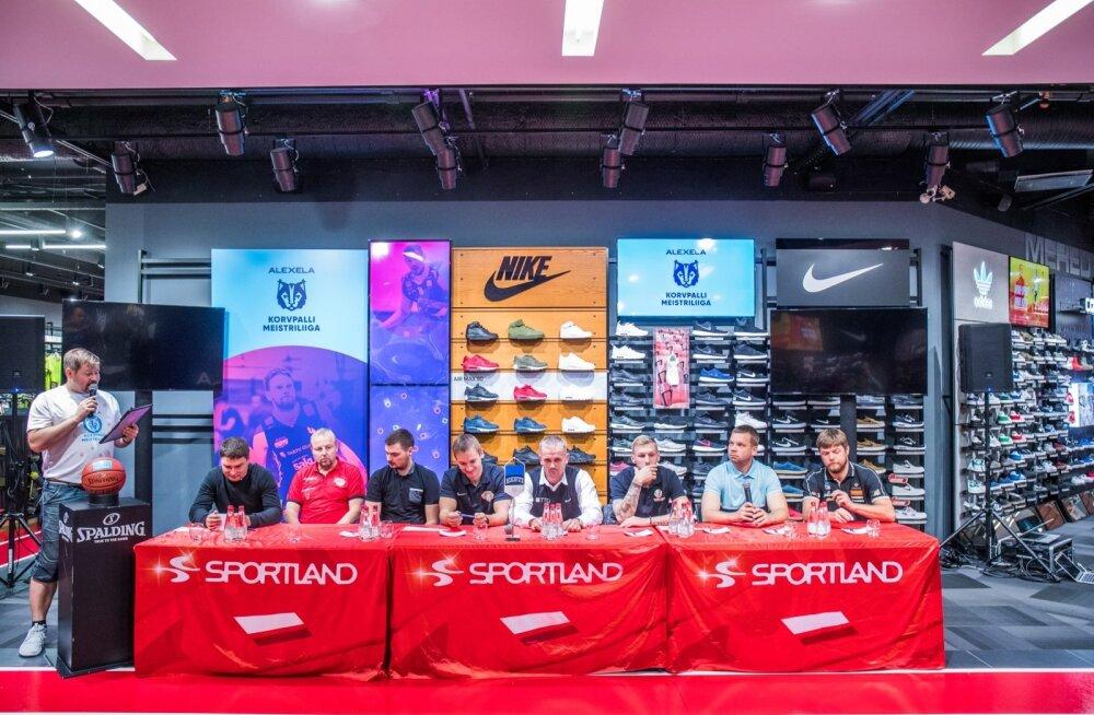 Kõik on alles ees. Korvpalli meistriliiga kaheksa klubi peatreenerid räägivad algava hooaja plaanidest.