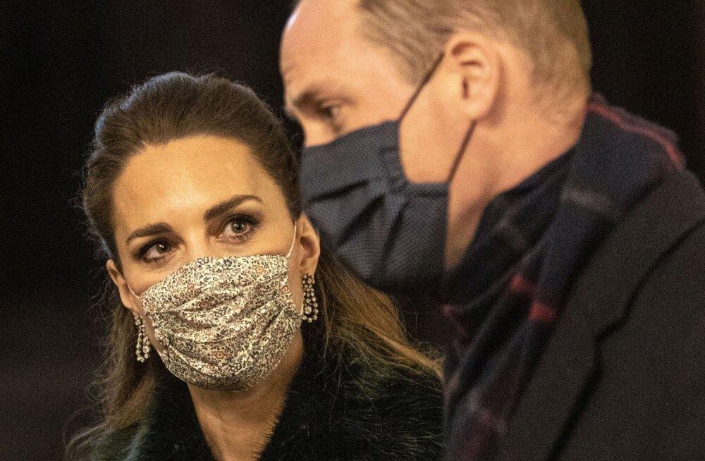 ФОТО   Какие маски носят члены королевской семьи и сколько они стоят