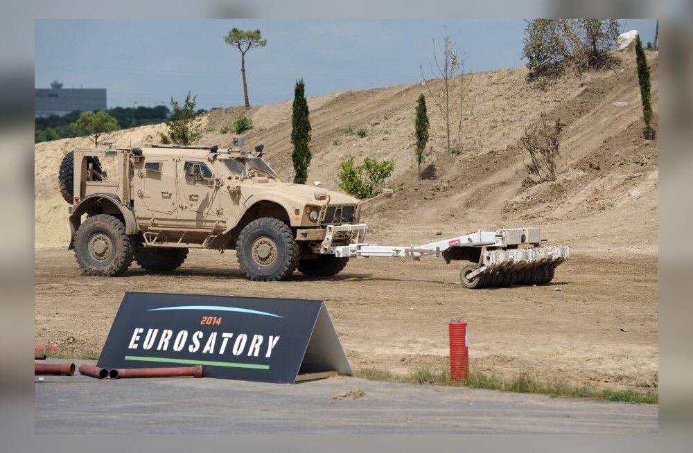 EAS viib Eesti ettevõtted kaitsetööstuse messile Pariisi