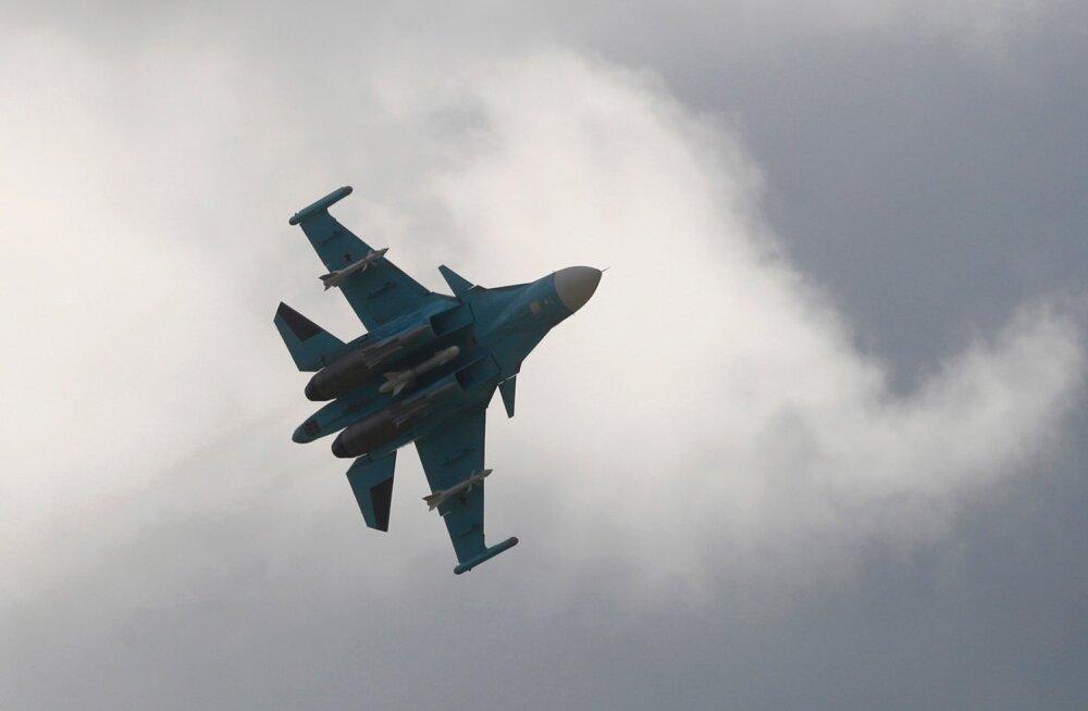 Venemaa õhujõudude lennuk Su-34