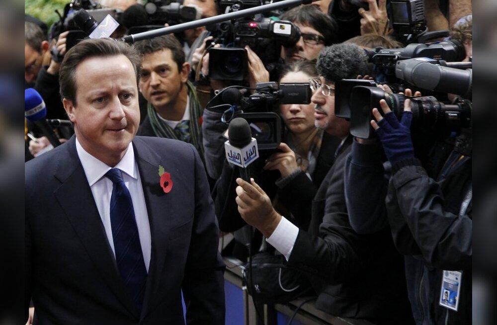 Cameron: riiklik multikultuursus on nurjunud