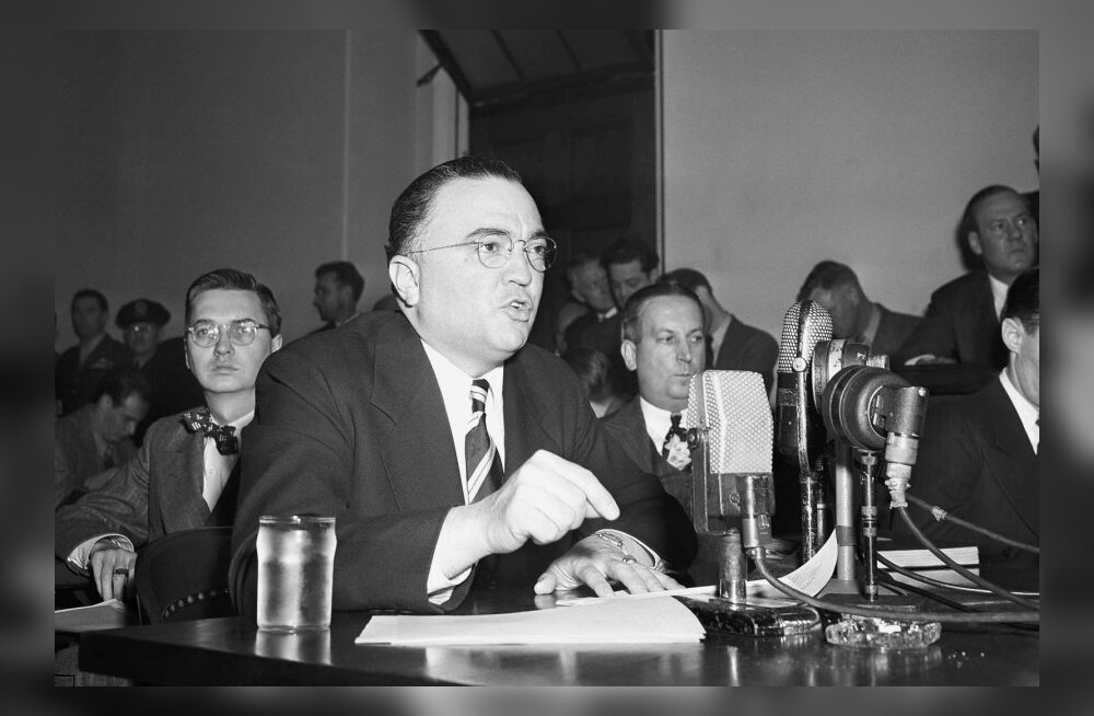 Dokumendid: USA kasutas sadu endisi natse Nõukogude Liidu vastu spioonidena