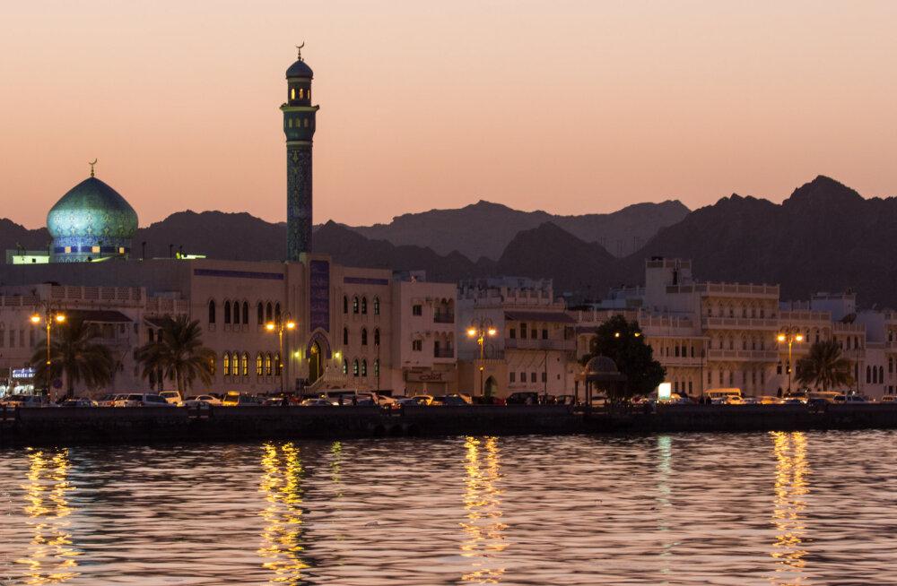 Самая жаркая ночь зафиксирована в Омане