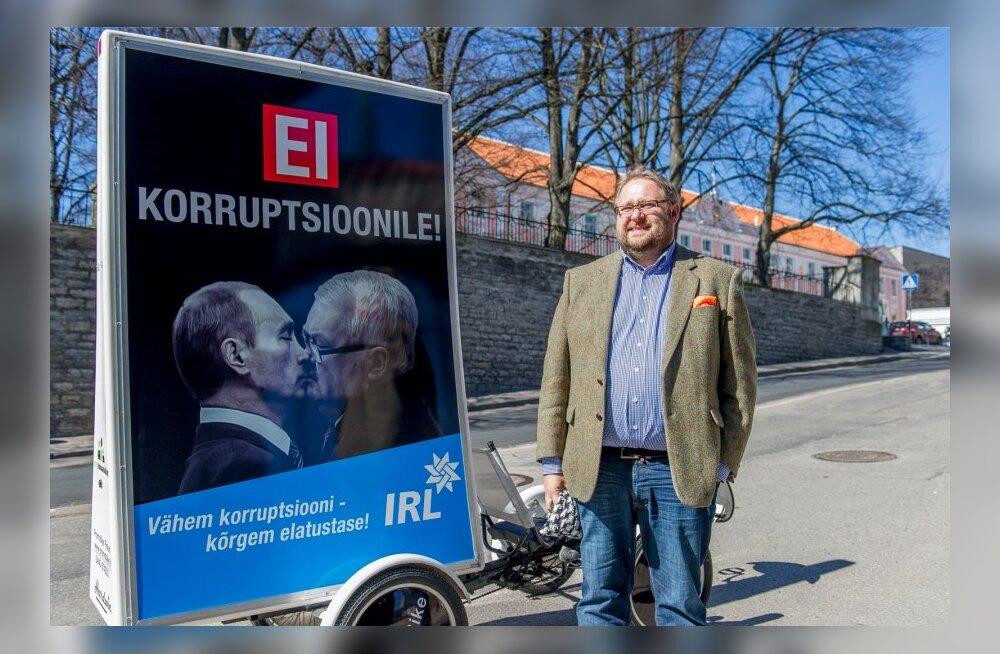 iRL andis valimisnimekirja üle