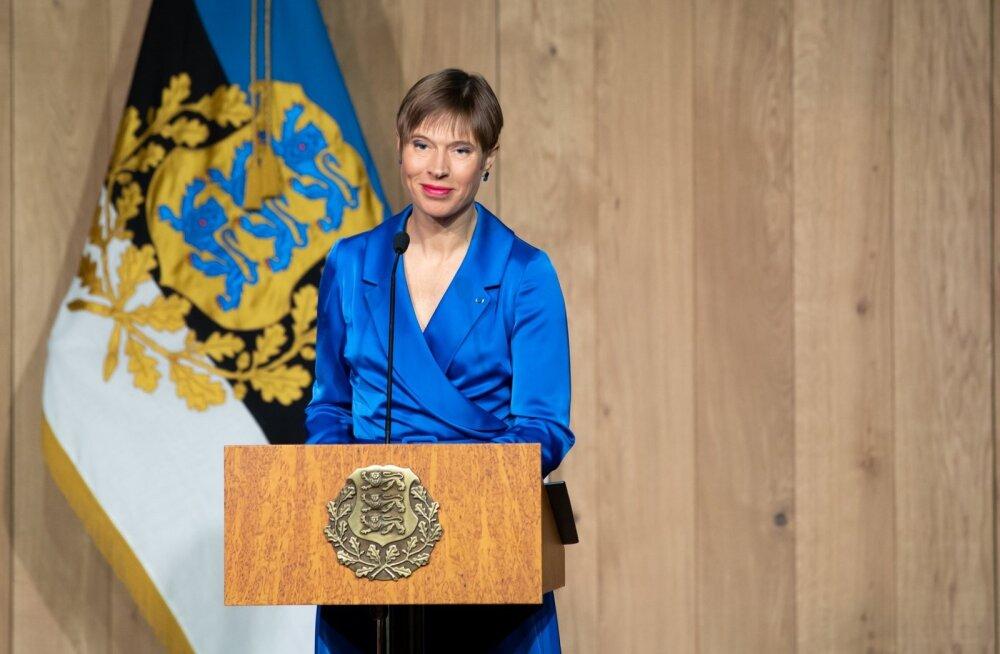 Presidendi kantselei Kaljulaidi ja Putini kohtumisest: oma huvide eest on parem seista rääkides