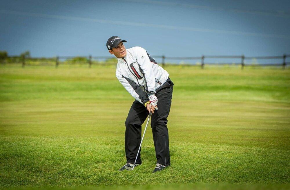 Joel Juht: kui ma alustasin golfiga, siis mõtlesin kogu aeg, et mis pull platsil käib!