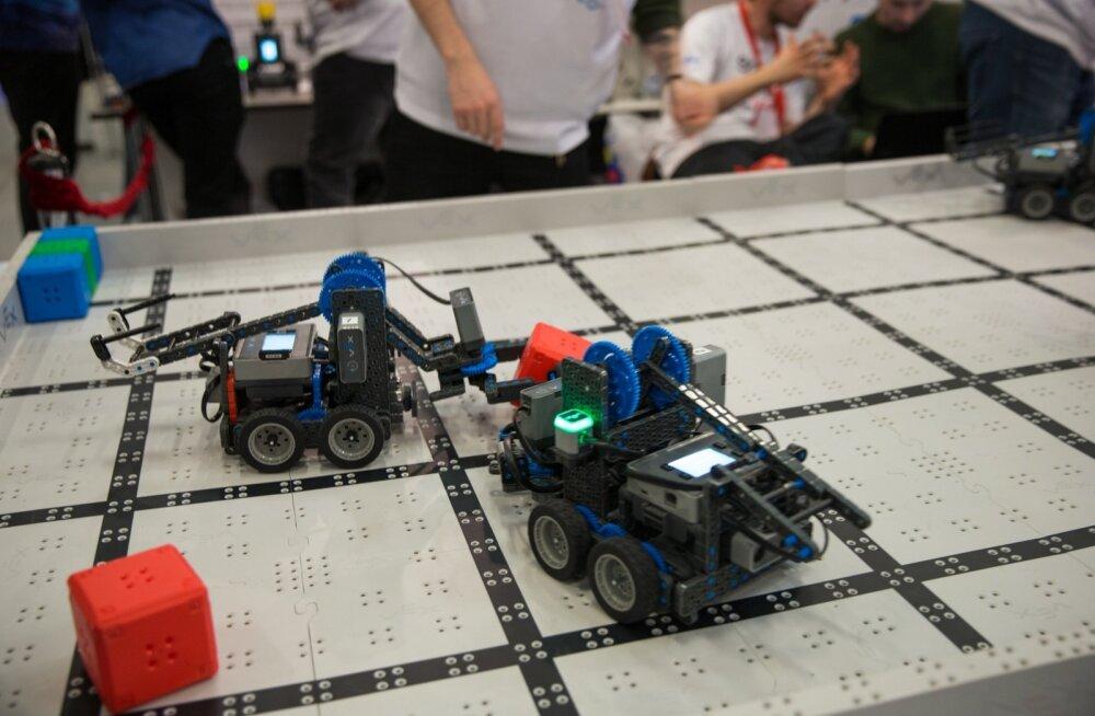 Robotex Näituste Messikeskuses
