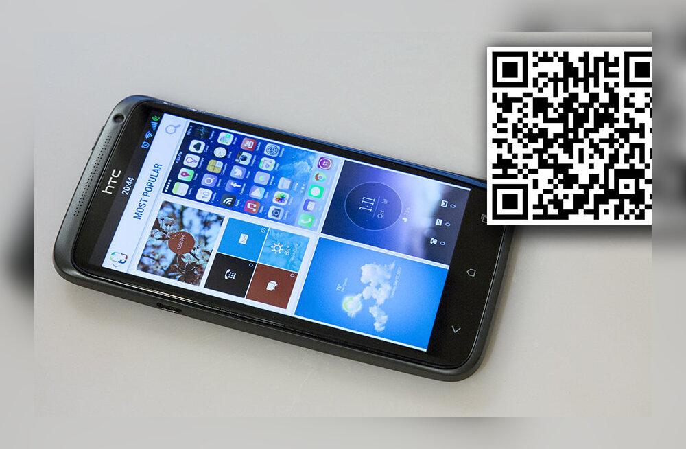 Androidi nutirakendus Themer – telefoni isikupärastamine üheainsa sõrmeliigutusega