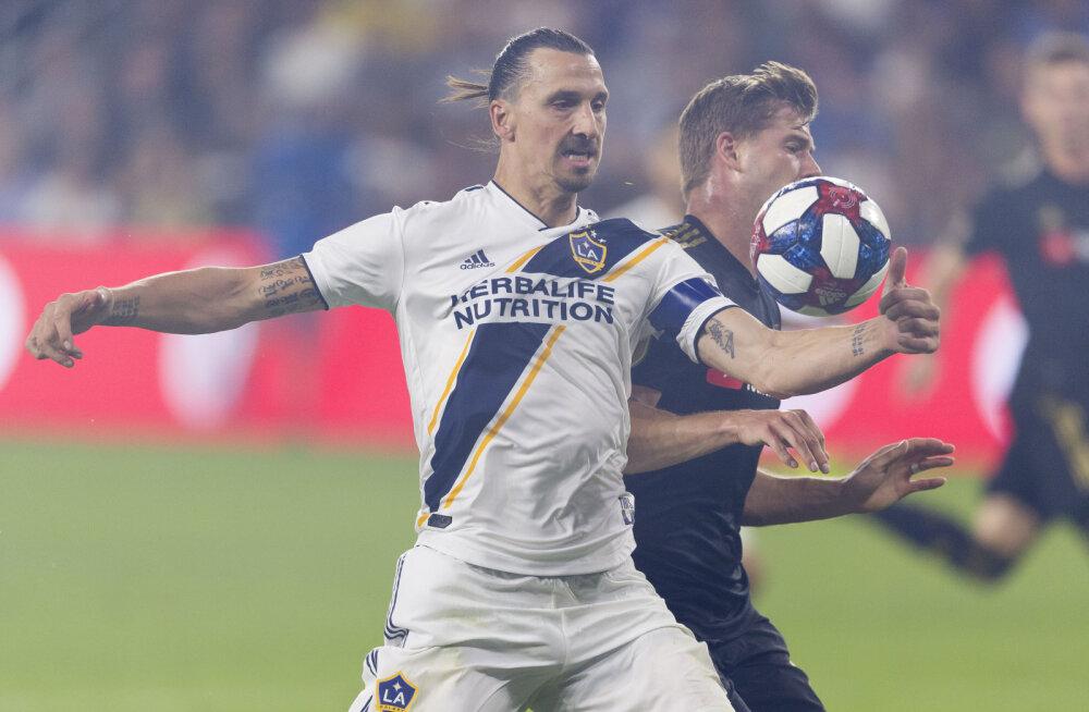 MLS-i volinik avaldas: Ibrahimovic naaseb Itaaliasse endise koduklubi juurde