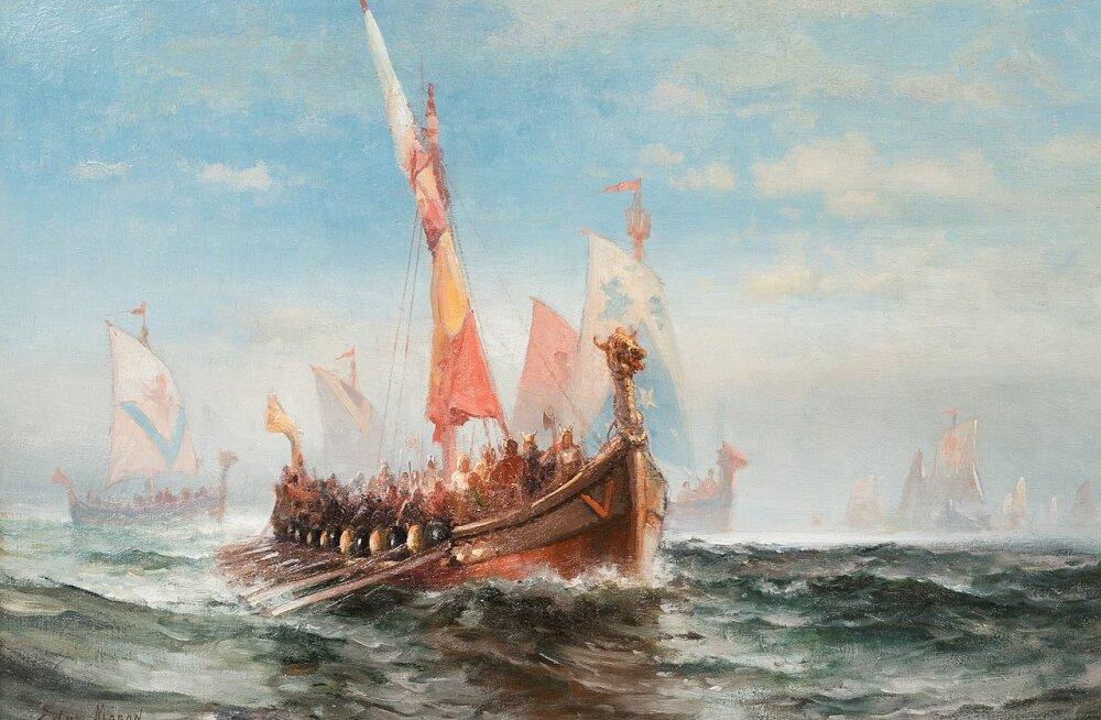 Viikingite demokraatia tegi nende kuningate elud kibedaks