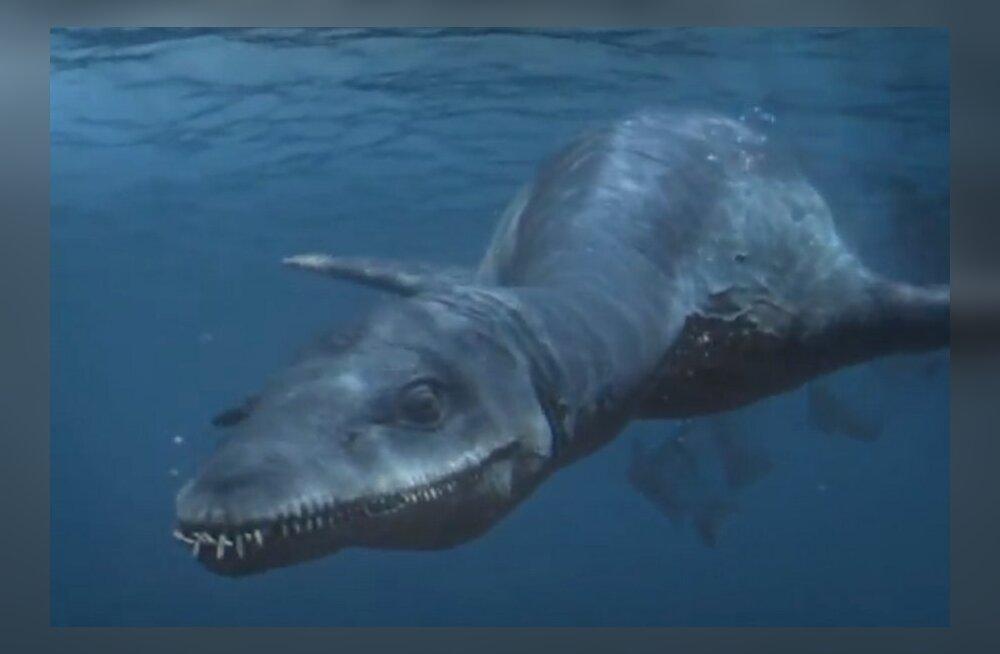 Koletis, kes oleks pannud isegi türannosauruse hirmust värisema