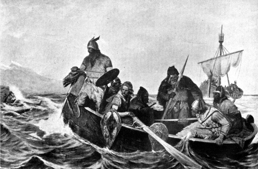 Leidus ka naissoost viikingisõdalasi: nüüd kinnitatud!