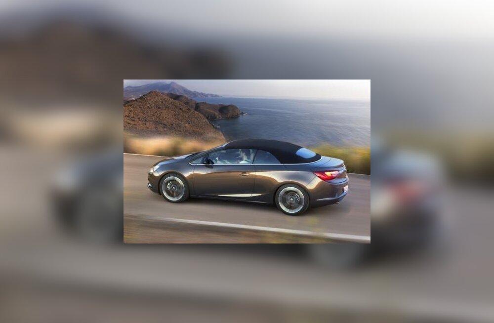 ВИДЕО: История кабриолетов Opel за 3 минуты