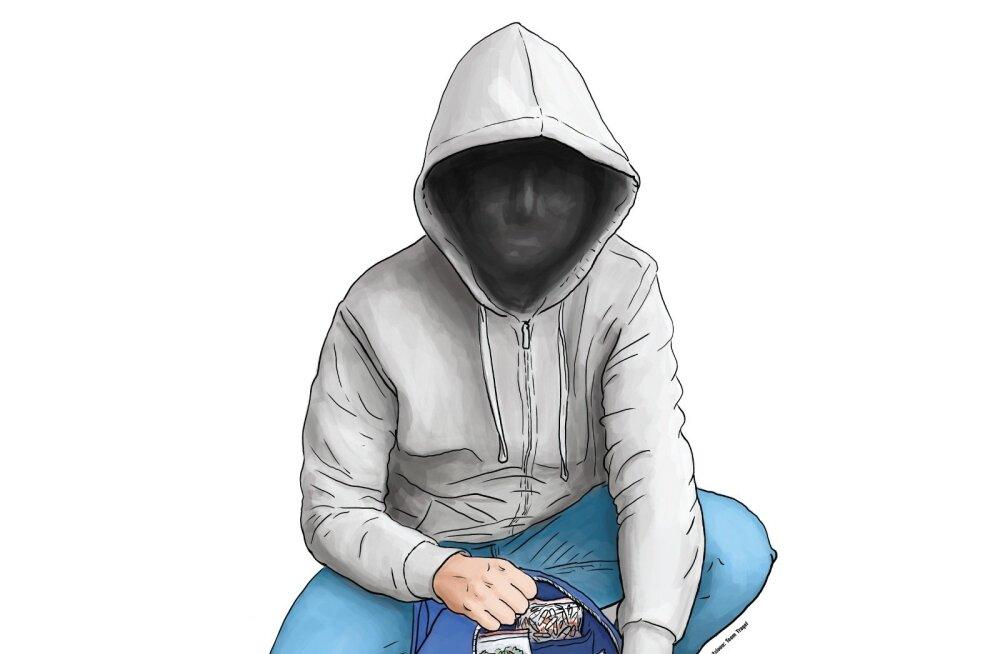 Üldiselt kasutavad noored narkodiilerid päris korralikult konspiratsiooni. Suuremate kogustega kauplemisel lähevad käiku kokku lepitud märksõnad.
