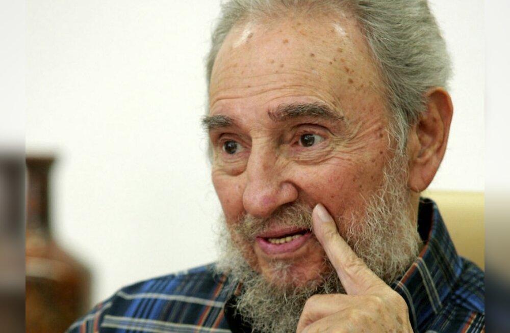 Фидель Кастро сожалеет о преследовании гомосексуалистов на Кубе