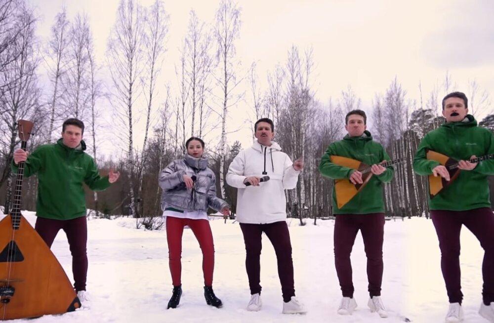 ВИДЕО | Ургант, Потап, Сукачев и другие изгоняют коронавирус песнями