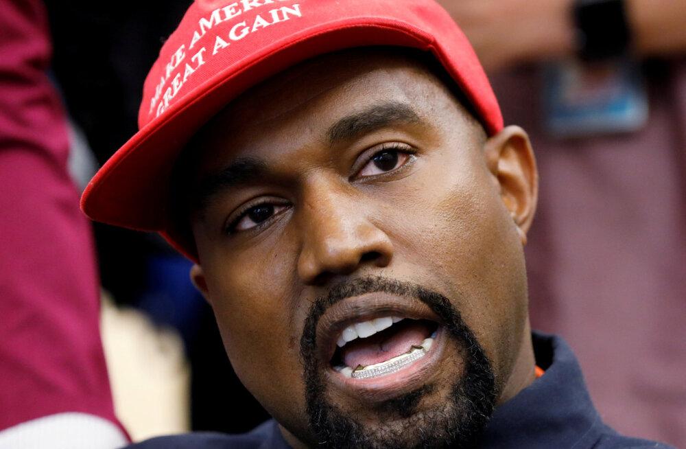 Kanye West lükkas vihavaenlase tõttu albumi avaldamise edasi