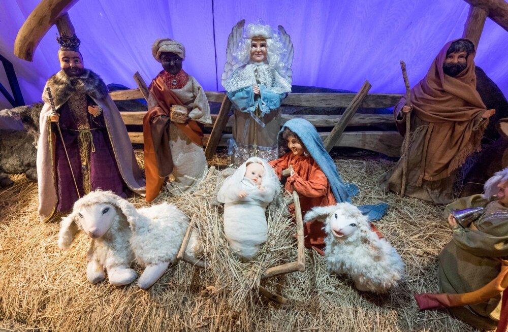 Jõulu jumalateenistus Oleviste kirikus