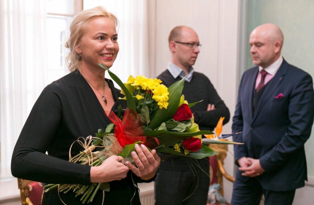 2014. aasta Bonnieri preemia võitja, Kärt Anvelt
