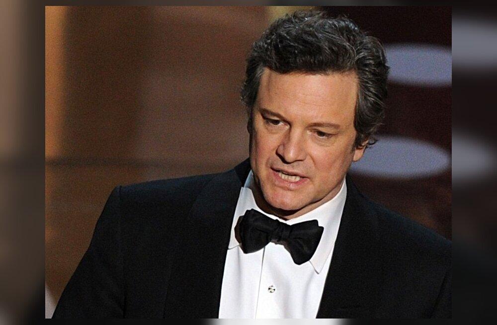 """Oscarid jagatud! Parimad näitlejad on Firth ja Portman. Parim film """"Kuninga kõne""""!"""