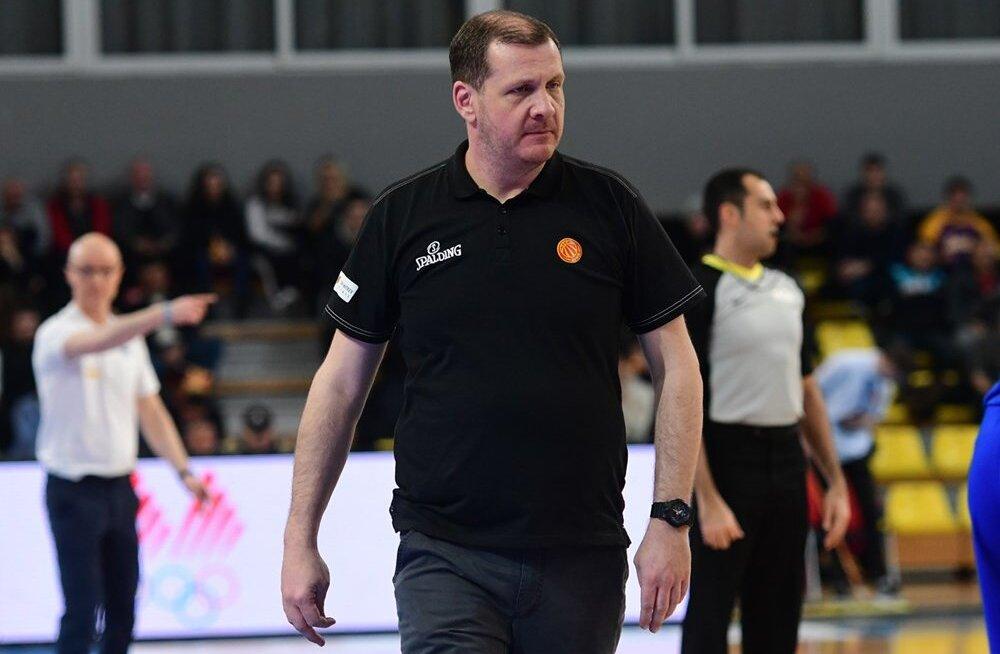 DELFI SKOPJES | Põhja-Makedoonia peatreener tegi julge avalduse: usun, et võidame Tallinnas Eestit kümne punktiga
