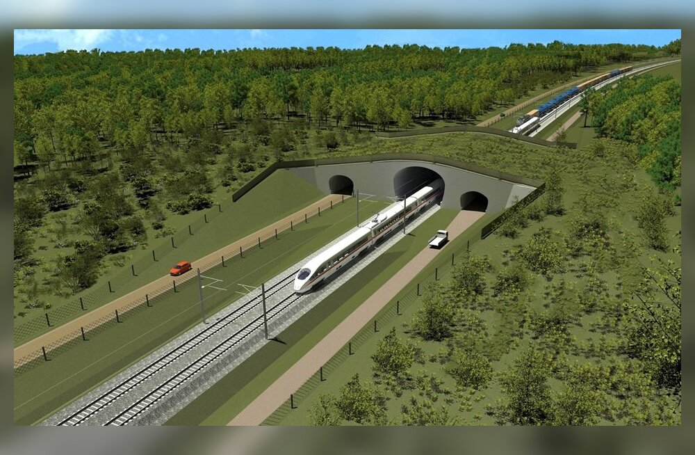 Uuring: Rail Baltic jääb miljarditesse ulatuvasse miinusesse
