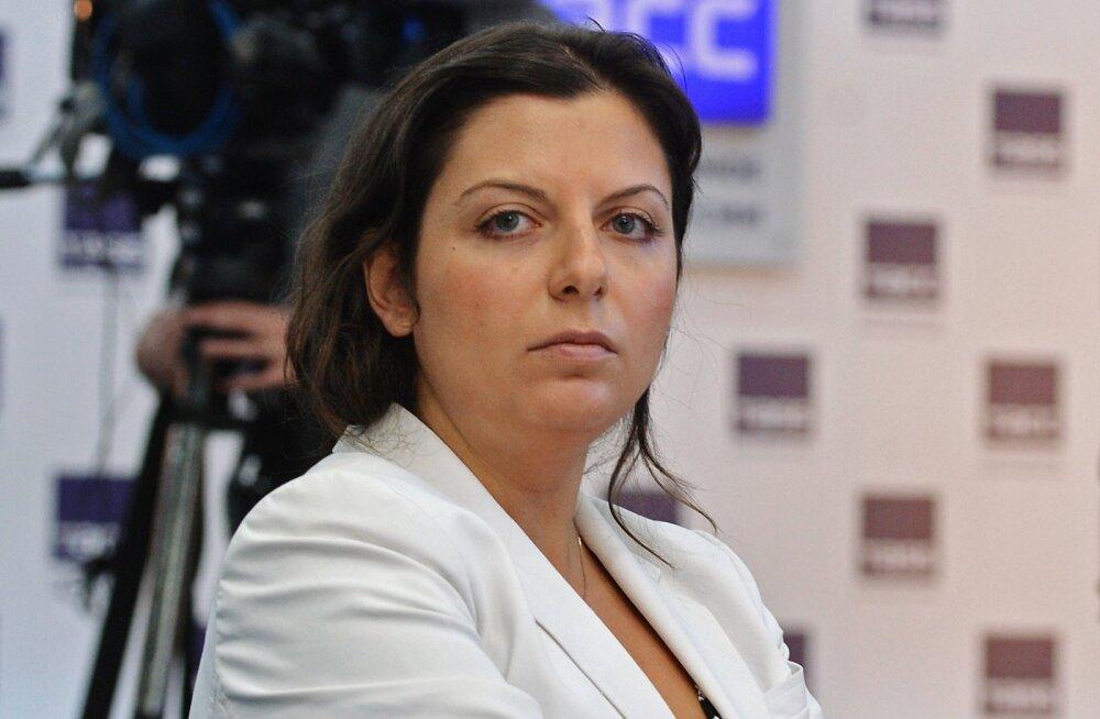 Главреда RT Симоньян госпитализировали после инцидента с юристом Фонда борьбы с коррупцией