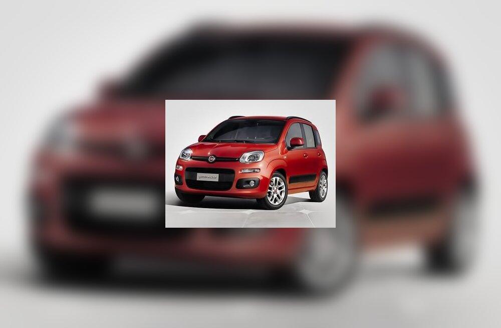 ВИДЕО: Как собирают новый Fiat Panda