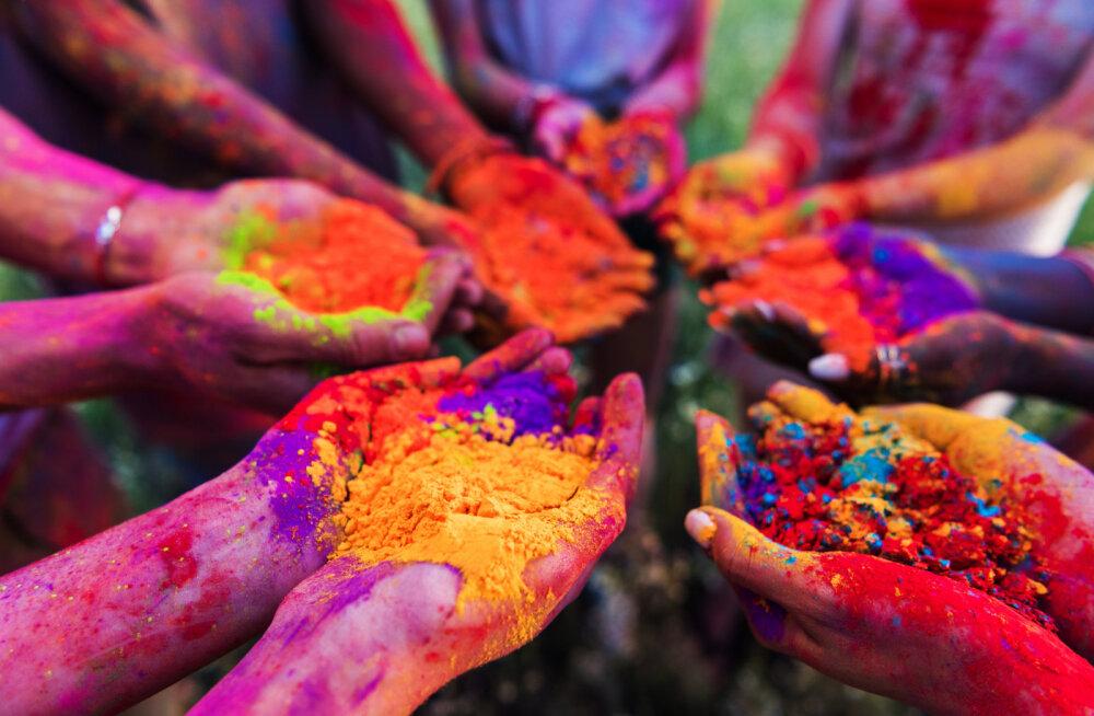 Alkeemia lugemisnurk: mida värvid sinu kohta ütlevad?
