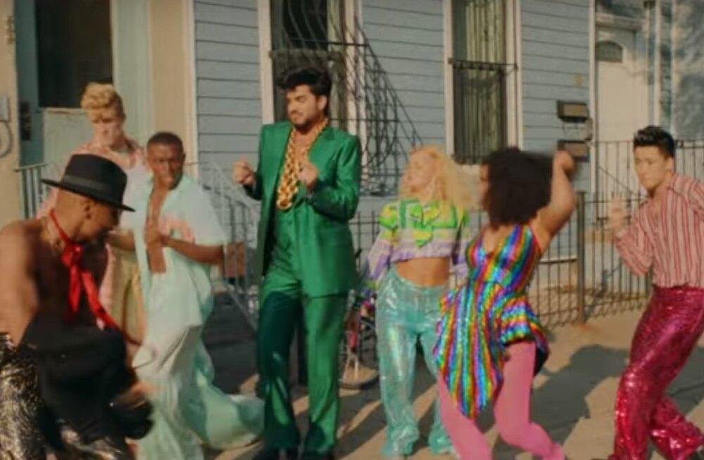 VIDEO | Vahi värki! Eesti tantsija särab maailmakuulsa laulja uues muusikavideos