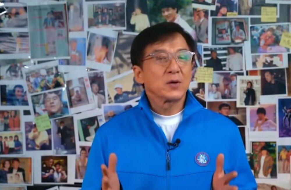 Битому неймется: Джеки Чан опять чуть не погиб на съемках