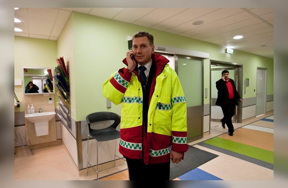 Raul Adlas: kiirabi töötab streigi ajal tavapärase võimekusega