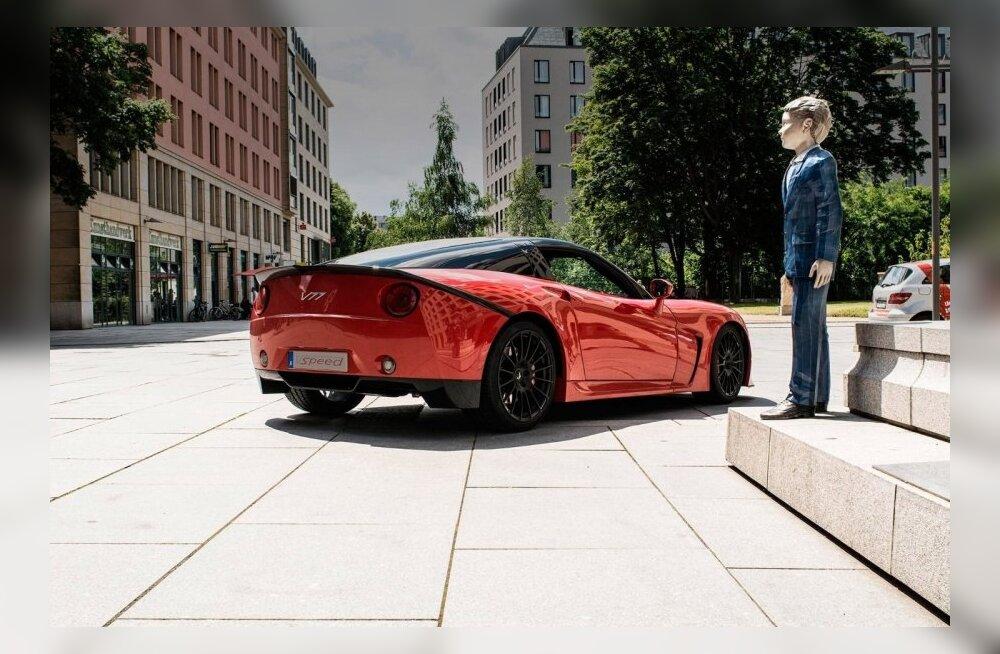 V77 Gran Turismo
