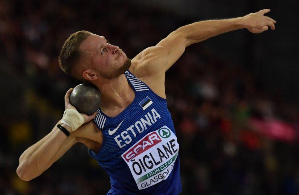 DELFI GLASGOW'S | Õiglane: püüan ikka rekordit, medal on utoopiline