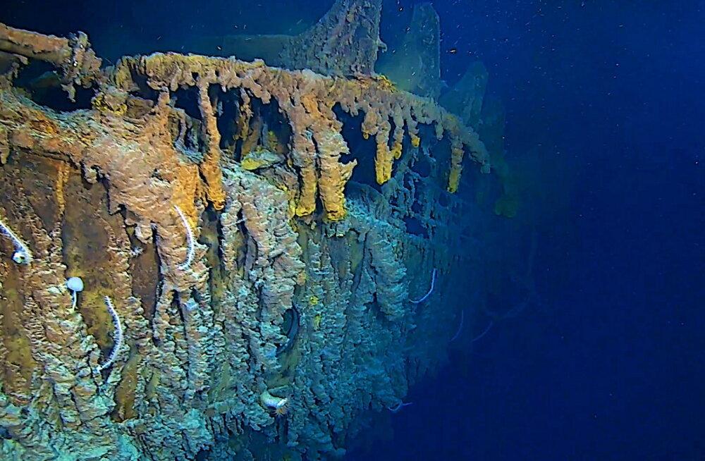 """В 2021 году у туристов появится возможность отправиться на экскурсию к """"Титанику"""""""