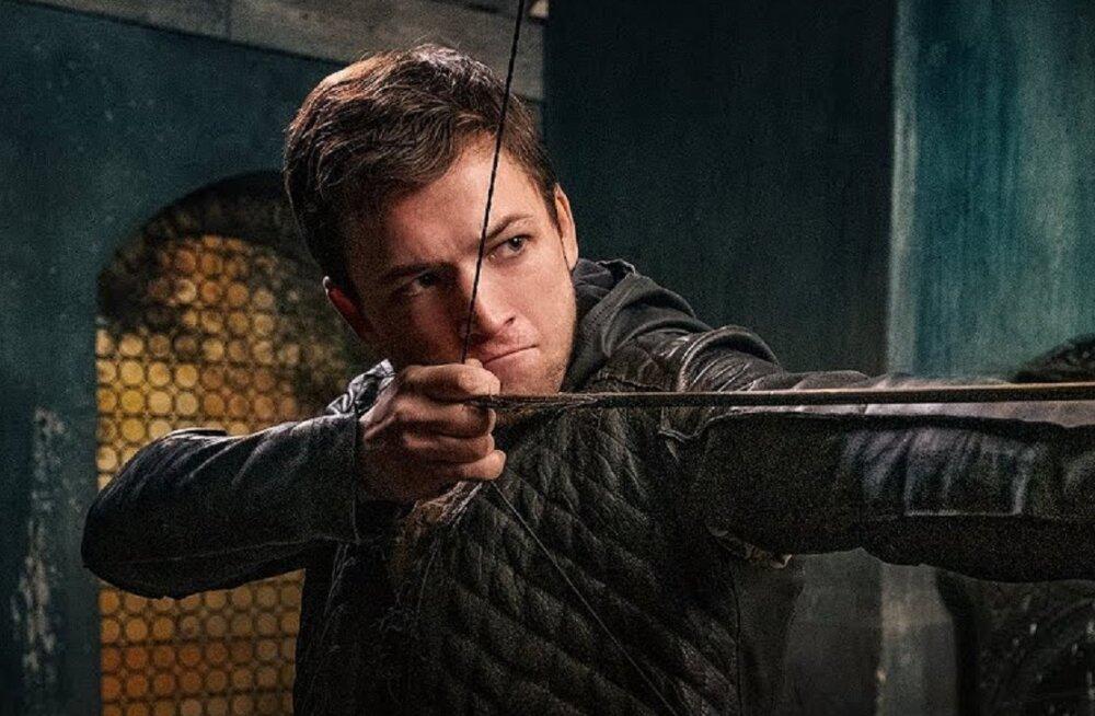 Miks on praegu töös nii palju Robin Hoodi filme?