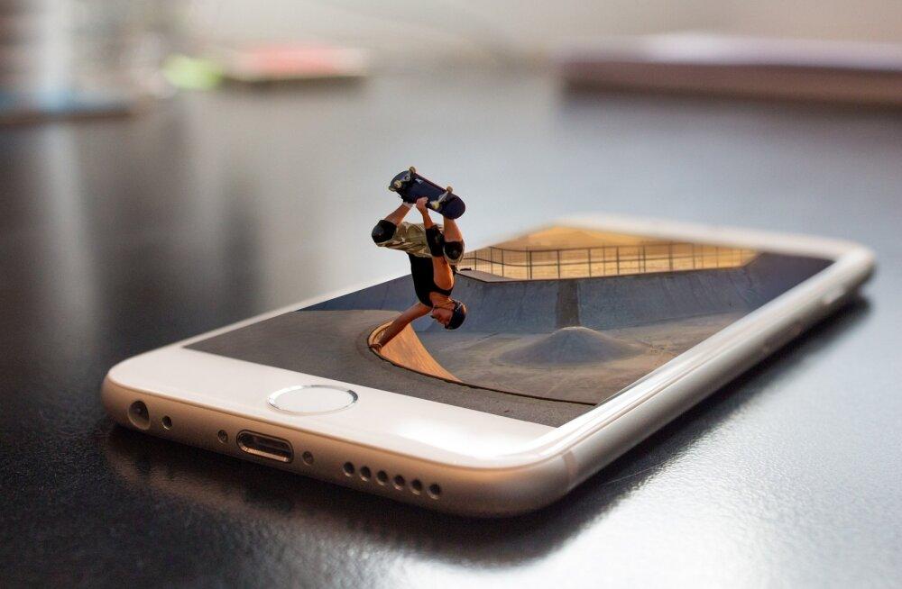 VÕRDLUSTABEL   Apple ei kuulugi enam kolme suurima telefonitootja hulka