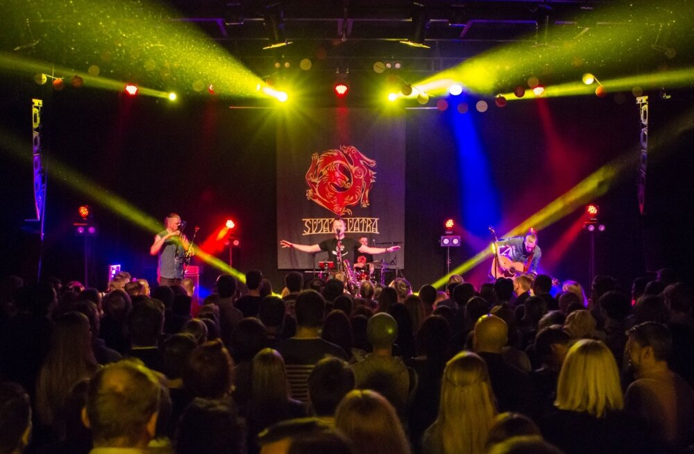 Tallinn Music Week laupäeval 01.04.2017
