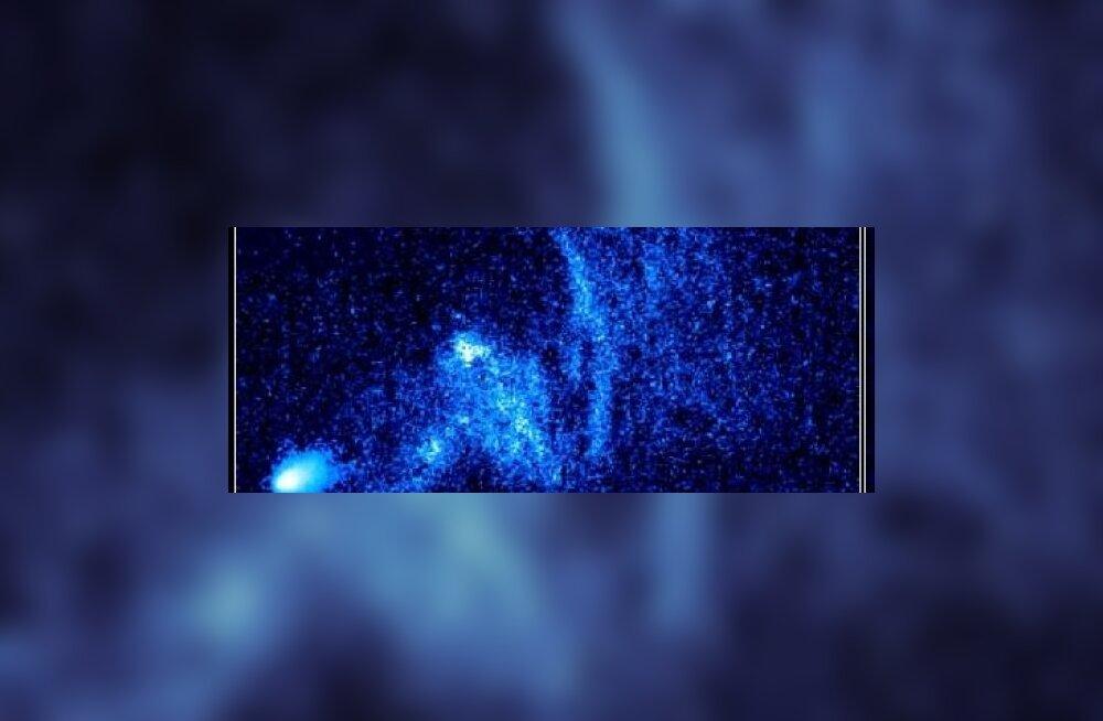 Teadlased avastasid visklevad tähed