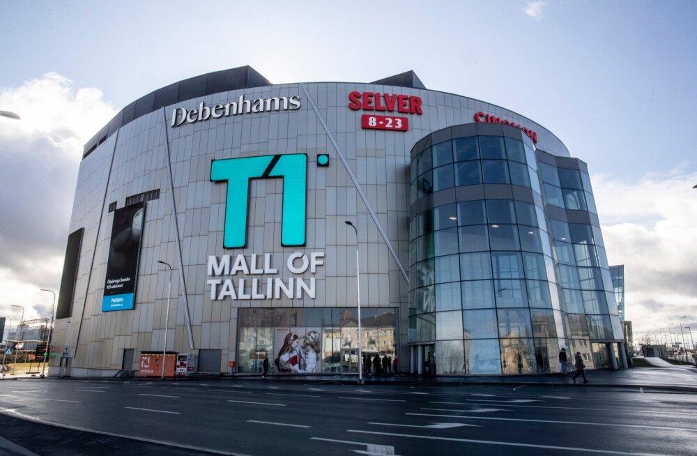 T1 kaubanduskeskus