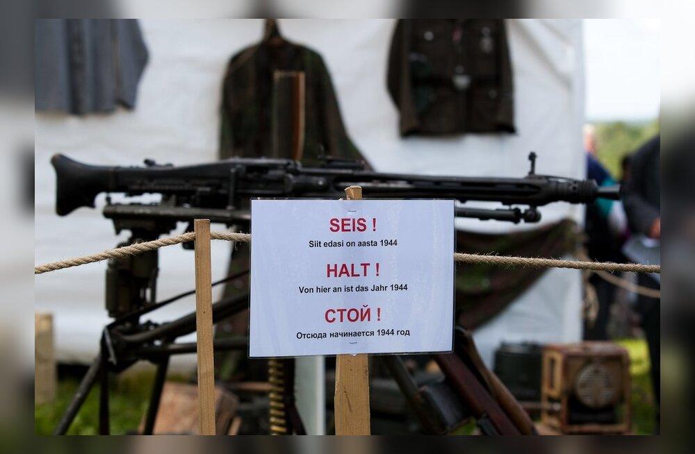 Hollandi ajaloolane Eestist: natsimaine mahapesemine võtab kaua aega