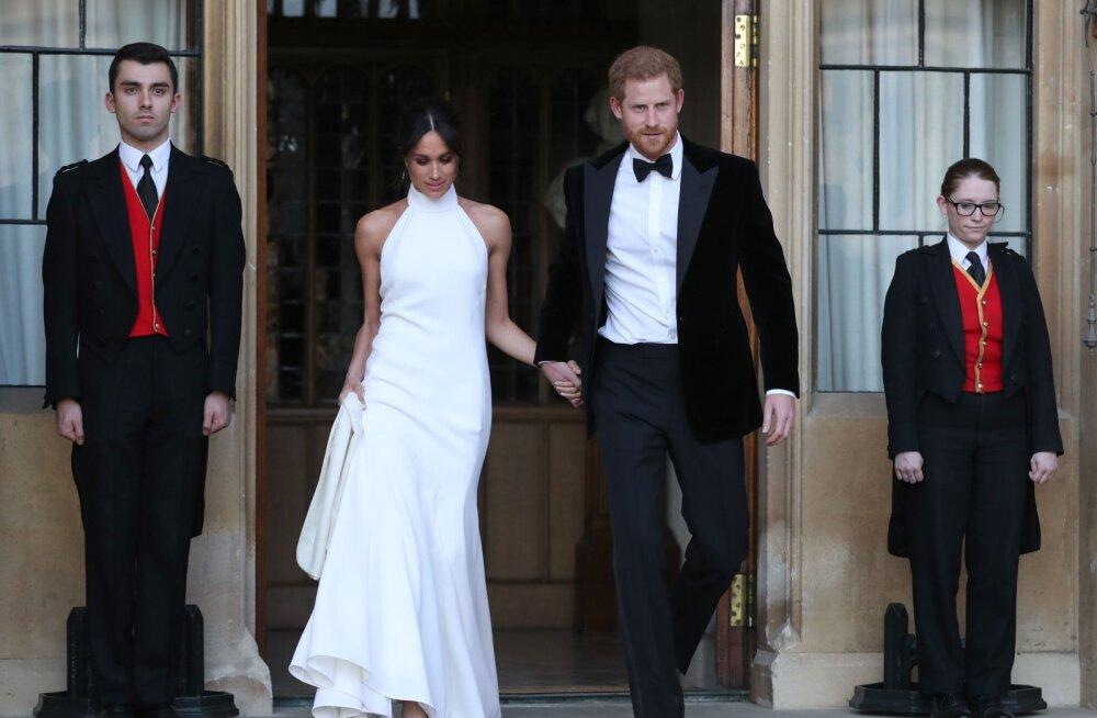 Stella McCartney rääkis Meghani kuningliku pulmakleidi sünnist: see oli ja on mulle suur au