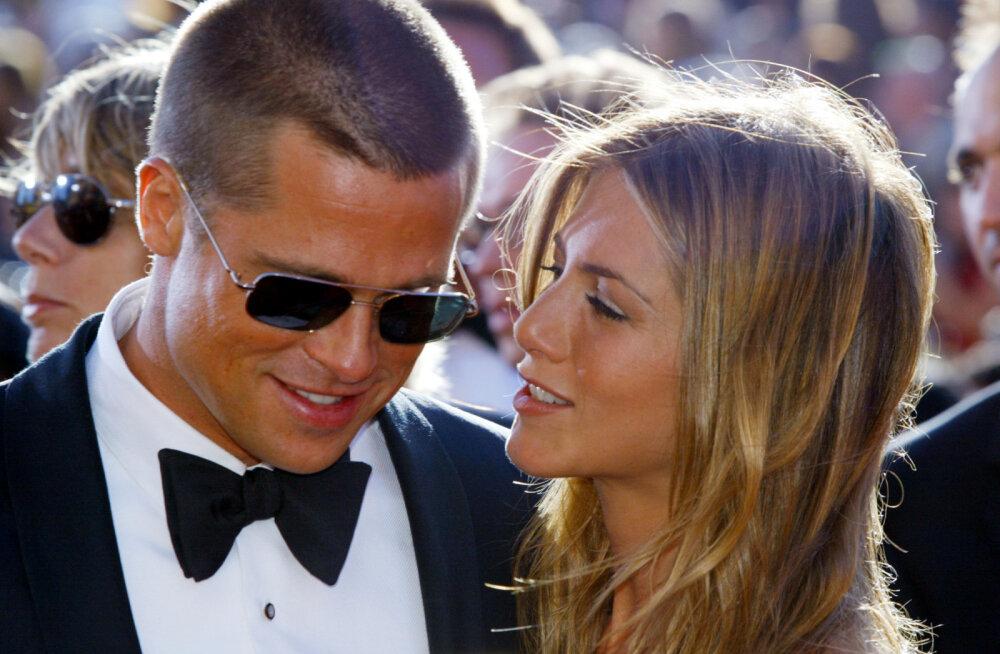 """Kas üldse oli tundeid, mida taastada? Brad Pitt tõdeb, et abielu Anistoniga muutis ta """"tuimaks"""""""