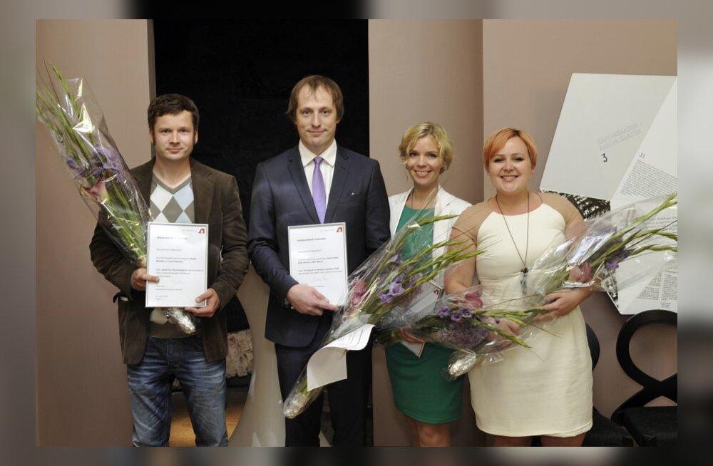 Arengufondi arenguidee konkursi võitjad