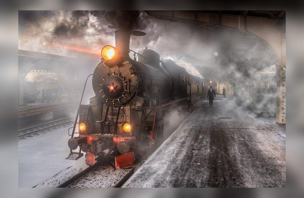 Из Петербурга в пригороды всю весну будут ходить ретропоезда