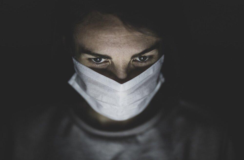 Ношение масок в общественных местах из-за коронавируса становится нормой, и некоторые преступники пользуются этой ситуацией