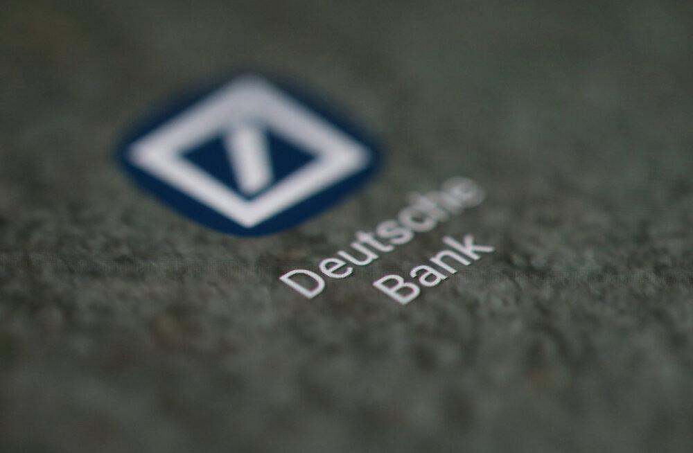 Deutsche Bank sattus Danske kahtlase raha tõttu USA keskpanga hambusse