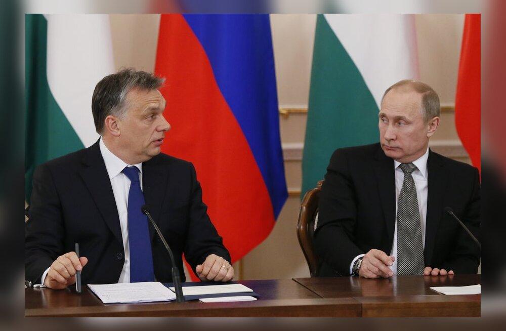 Россия даст Венгрии кредит на постройку двух блоков АЭС